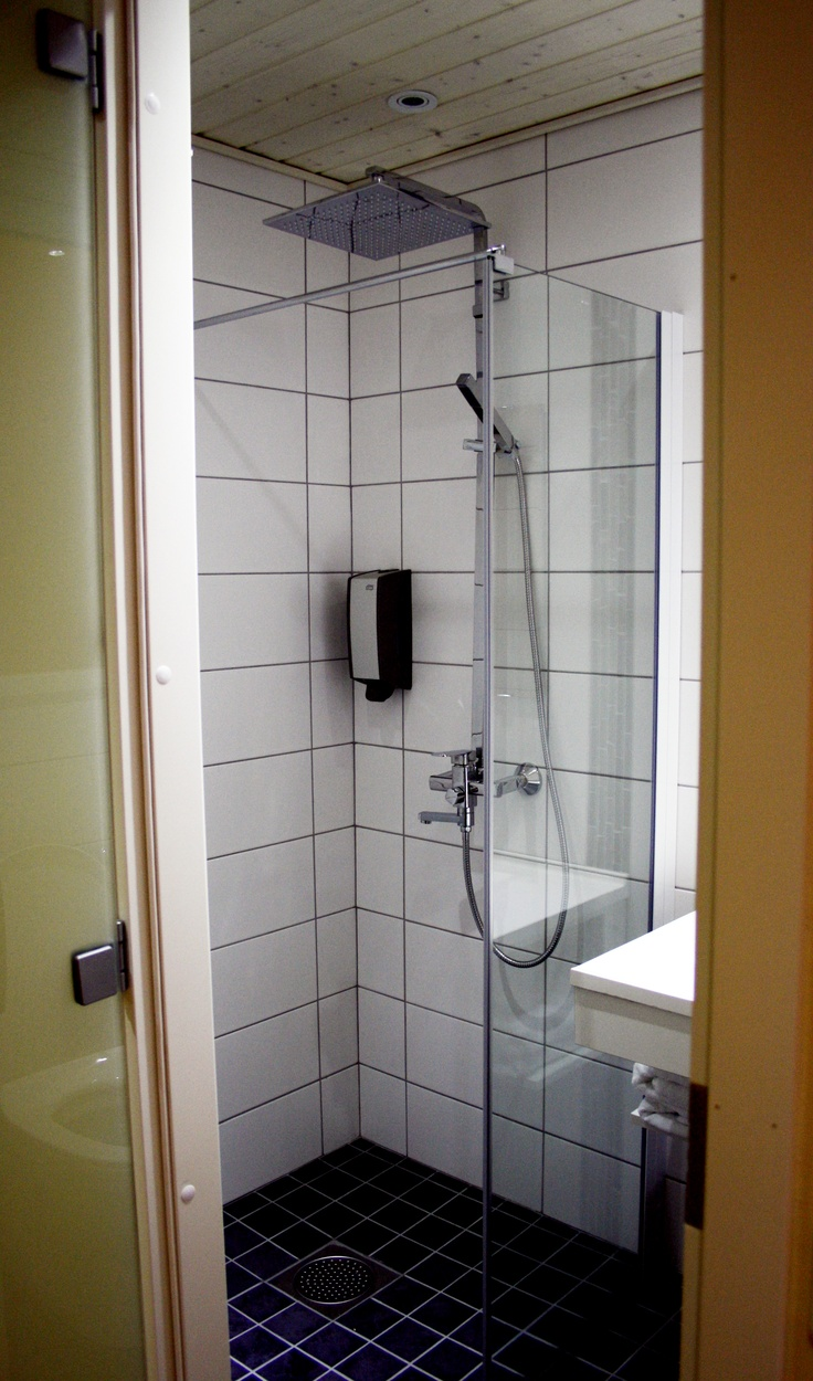 BW Hotel Samantta - shower