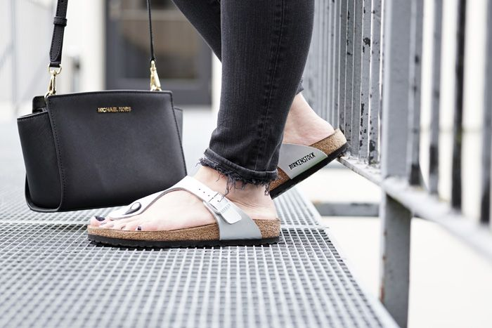 l'affinité Style Inspiration: Birkenstock Gizeh – Casual
