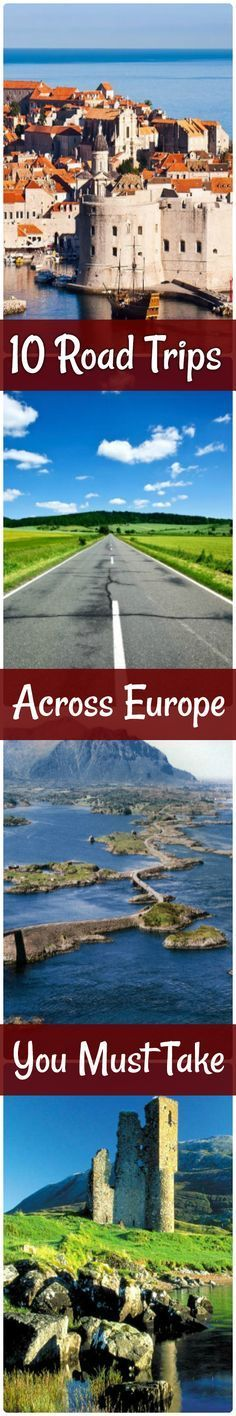 Road Trip across Europe