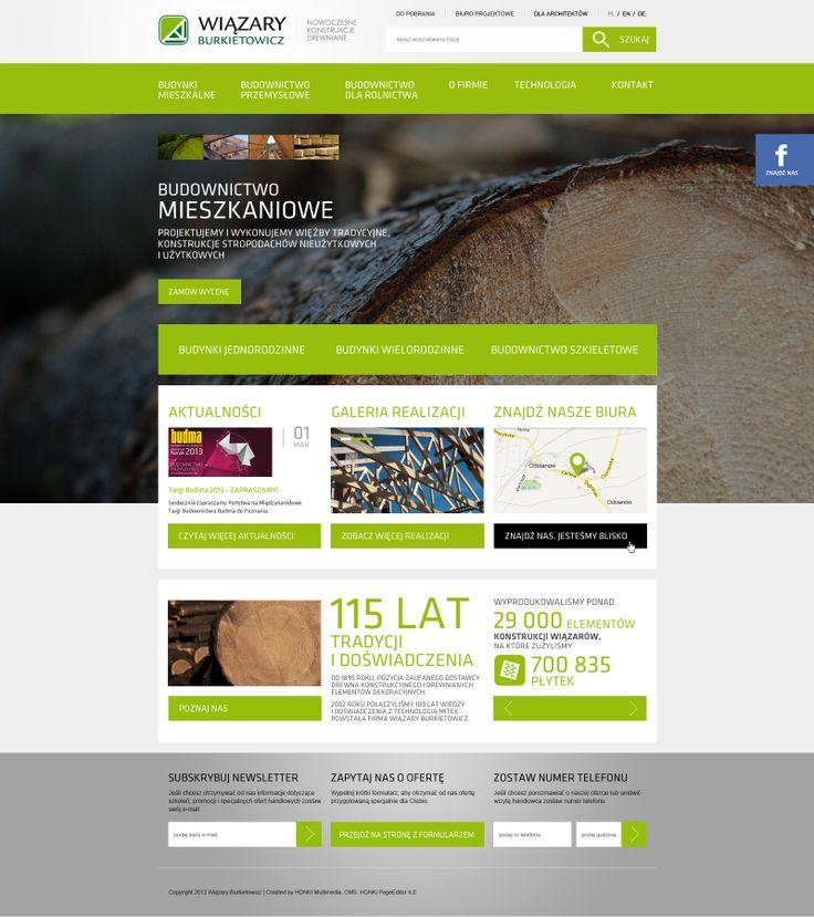 Strona internetowa w standardzie RWD