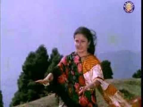 Apney Pyar Ke Sapney - Amitabh Bachchan & Rakhee Gulzar - Barsaat Ki Ek ...