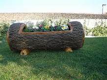 Resultados de la búsqueda de imágenes: adornos con troncos de madera - Yahoo Search