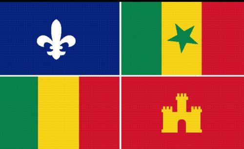 Louisiana Creole Flag Creole history