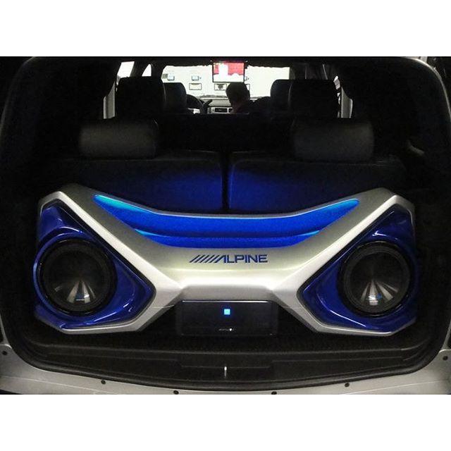 vip trunk setups - Google Search (With images) | Custom ... |Stormtrooper Car Audio Custom Trunk Install