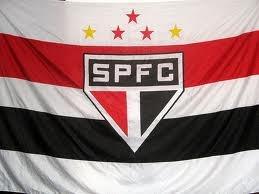 Bandeira do São Paulo FC.