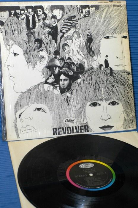 Revolver first U.S. pressing is still my favorite Beatles album ♥