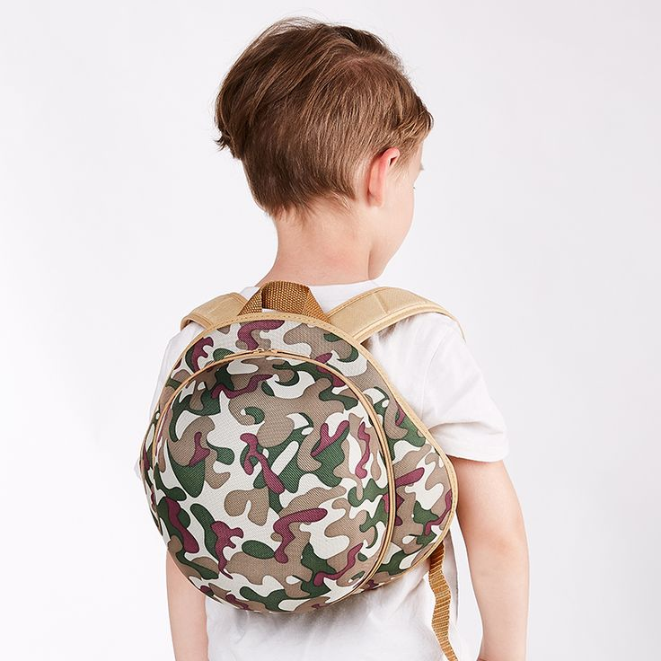 Prepare your kids  for a walk or nursery with the new 3D helmet backpack . Designed for kids age 1+. #bizzandbee #backpack #kidsbackpack #kids #children #kidsaccesories #cutebackpack #cute #kidsgift #gift #specialgift #helmet #helmetbackpack