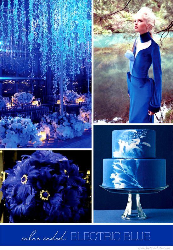 My wedding color