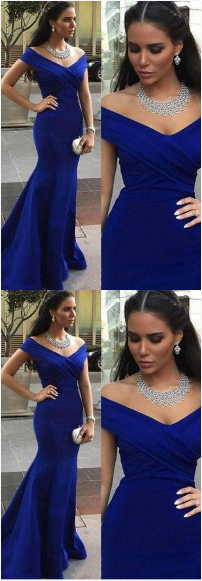 V Neck Prom Dress,Mermaid Prom Dress,Cheap Prom Dress,Sexy Prom Dress 2018 from wisebridal.com