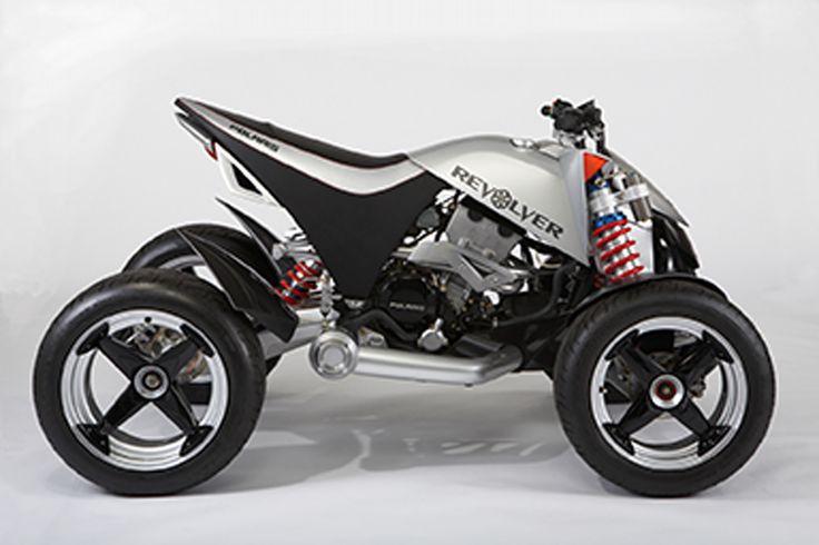 Revolver Concept by Polaris Industries, Inc., USA | Michelin ...