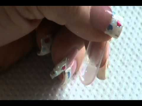Make Your Own Artificial Nails At Home Part 1