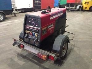 Used diesel welder: Brand Used Lincoln Ranger 305, 300AMP DC, 8kVA