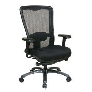 black fabric plastic mesh ergonomic office. Pro-Line II Breathable ProGrid High-back Ergonomic Office Chair Black Fabric Plastic Mesh
