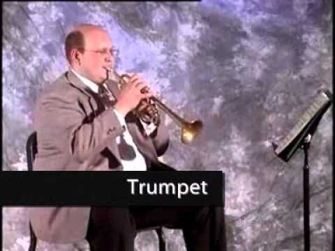Instruments of the Orchestra: Brass instruments - YouTube