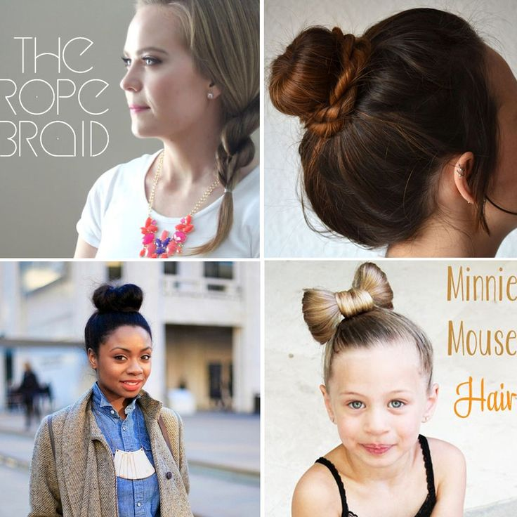 Need back-to-school hairstyle inspiration? Look no further!