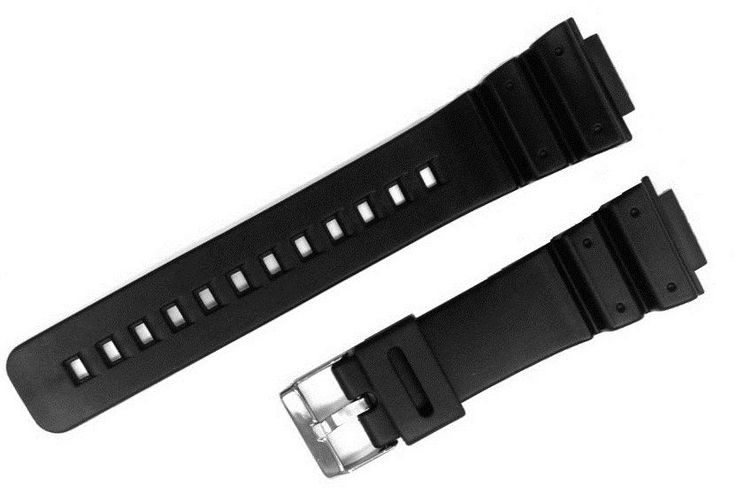 how to adjust casio watch band