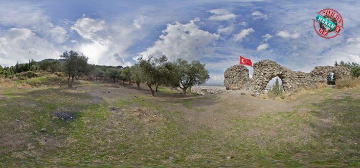 """""""SALİHLİ ARTEMİS TAPINAĞI"""" Tapınağı Sanal Tur İle 360 Derece Gez. Mekan360 ile her yerden, gezdiğin yeri 360° hisset"""