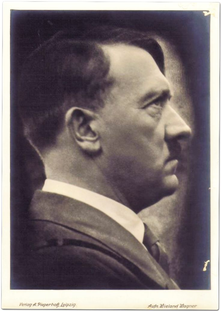 essay on why hitler was a good leader