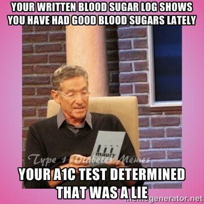 memes del mes de concientización sobre diabetes