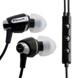Klipsch Image S4i Premium Noise-Isolating Headset with 3-Button Apple Control (Electronics)By Klipsch