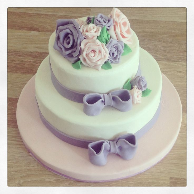Nişan pastası...