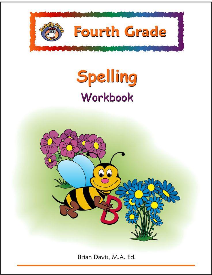 4th grade spelling workbook pdf