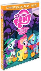 Win a My Little Pony - Spooktacular Tales DVD on @littleboo21 | Enter before 23/10