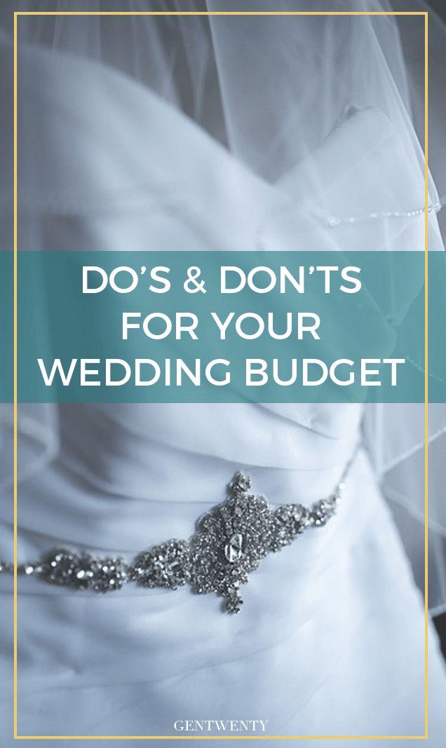 Best 25 Wedding Budget Checklist Ideas On Pinterest