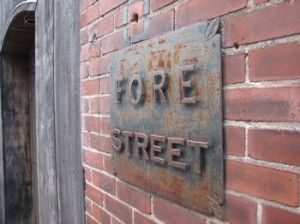 Portland, Maine: Fore Street Want to go here. | Ate Here | Pinterest ...