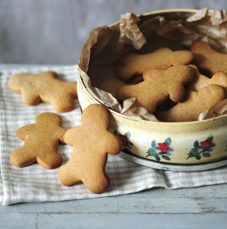 Gingerbread biscuits - great for baking with children