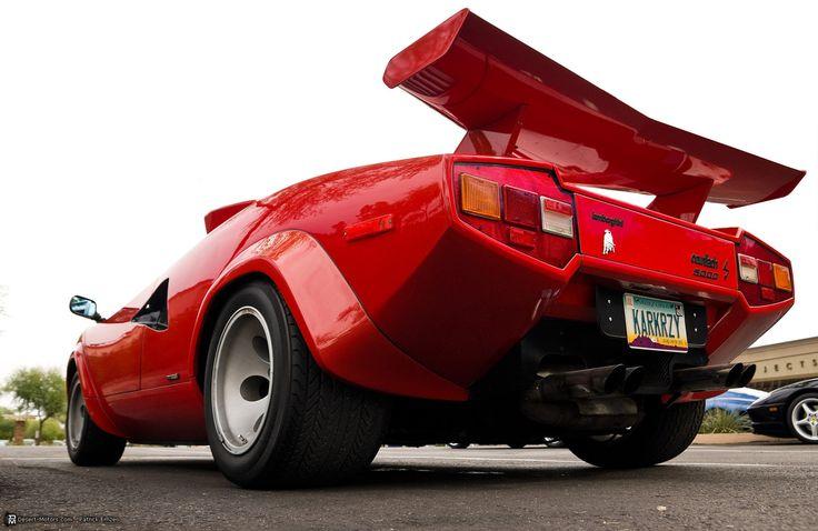 Lamborghini Countach Autos Pick Up Y Motos Pinterest