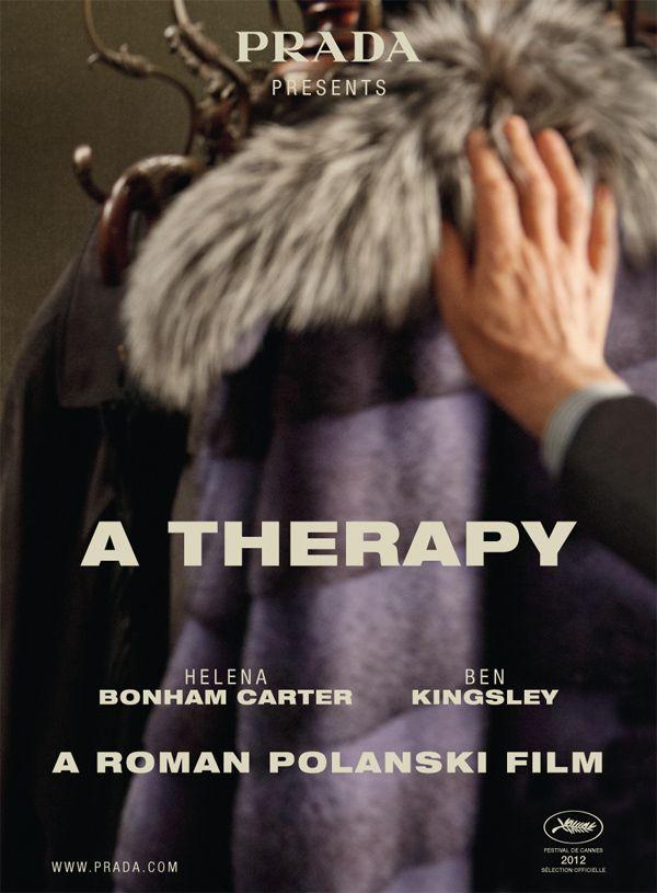 Prada presents 'A Therapy' by Roman Polanski