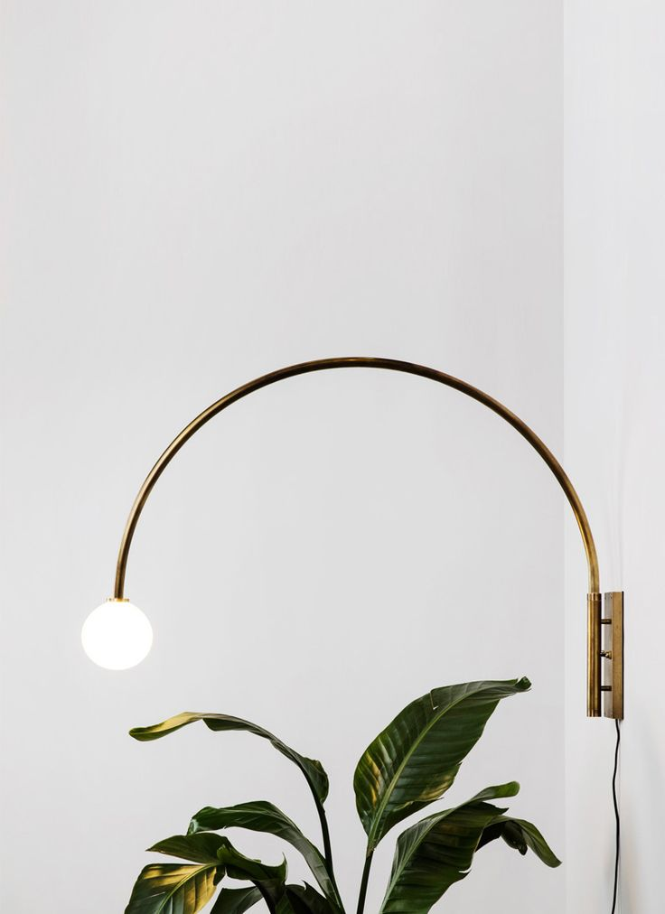 Read more on Aesence/ Blog - Contour Wall Lamp by Allied Maker | Minimal Lighting Design