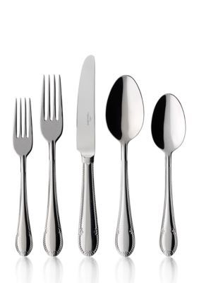 Villeroy  Boch Stainless Mademoiselle 64-Piece Set - Online Only