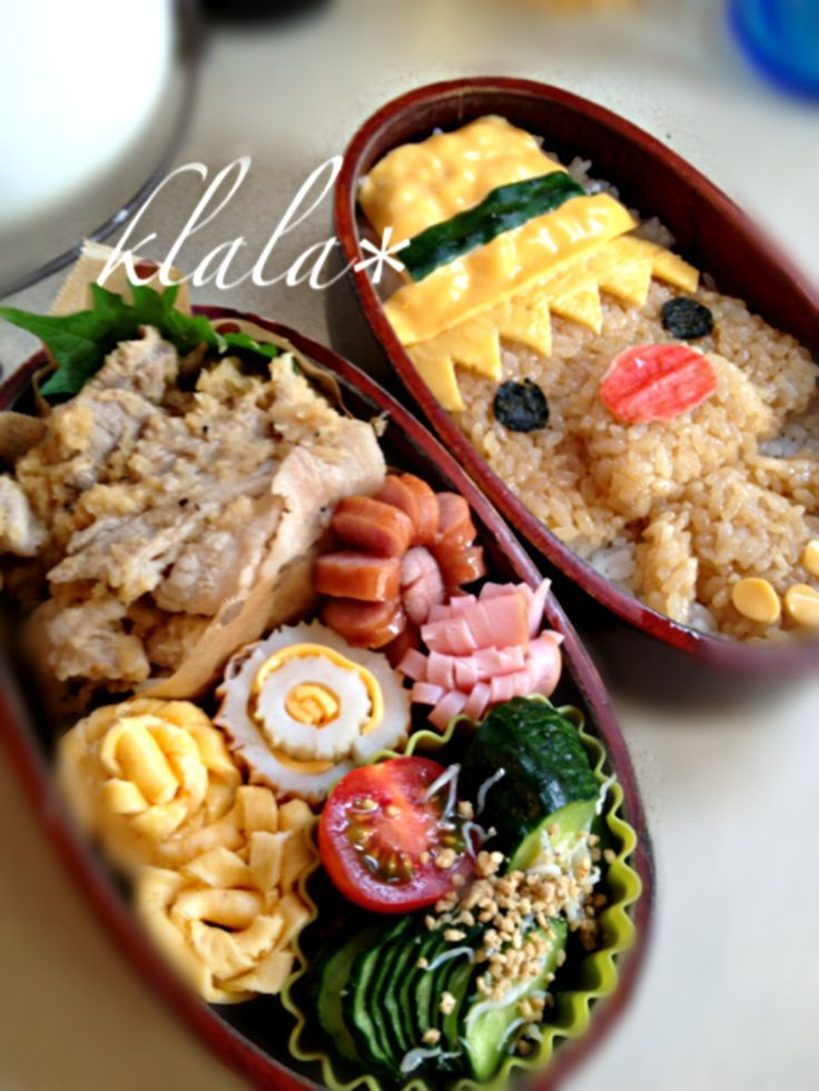 Gonta Bento Find Us On Tctrips And Facebook IdeasLunchbox IdeasFood