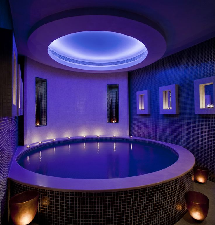 Dubai Sauna: Talise Spa -Floatation Pool