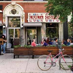 CHICAGO - EAT: Need a brunch spot? Lula's. Crowded, but worth it - http://www.jetsetter.com/group/summerinthecity