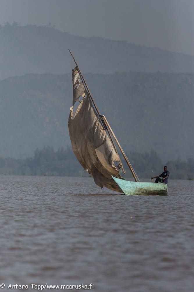 Sailing by Antero Topp