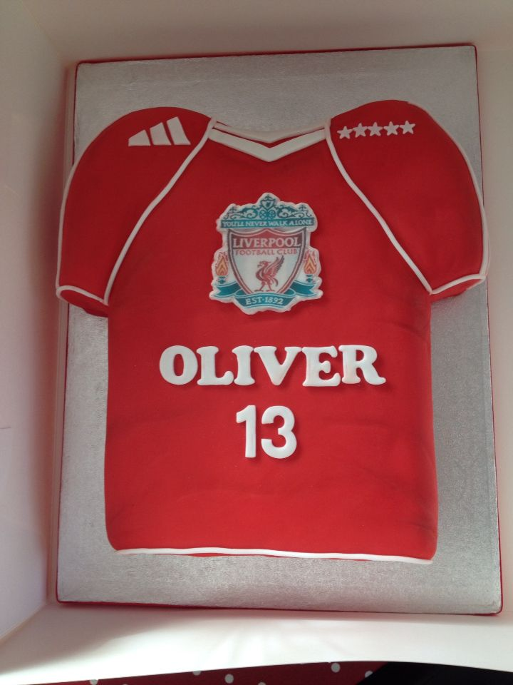 Cake Decorating Football Shirt : 100 best images about cake ideas for C on Pinterest ...