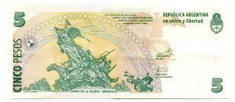 Resultado de imagen para historia del peso argentino
