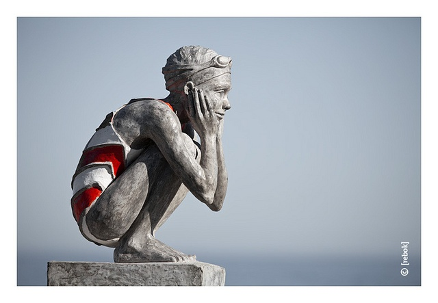 """""""The Little Girl"""", Seapoint, Cape Town  #CapeTown #CPT #SouthAfrica"""