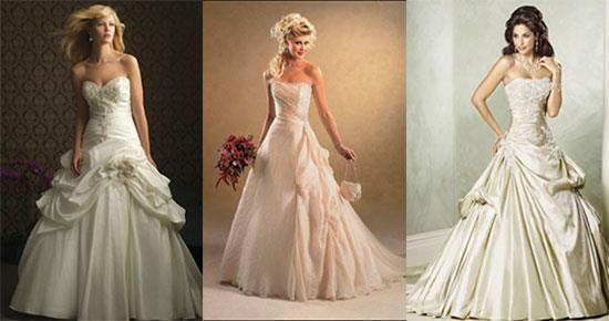 Свадебное платье айвари букет