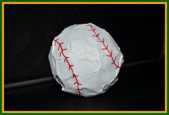Baseball Crafts for Kids