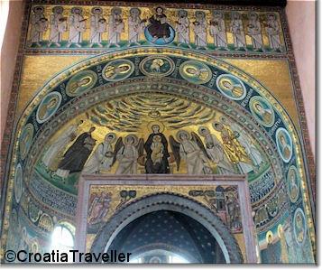 Euphrasian Basilica - porec