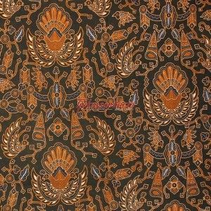 Tjokrosuharto collection. Batik Yogya  'Sidomukti'