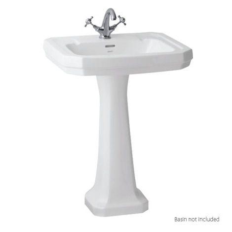 Savoy full pedestal (minus the taps! & basin) £60