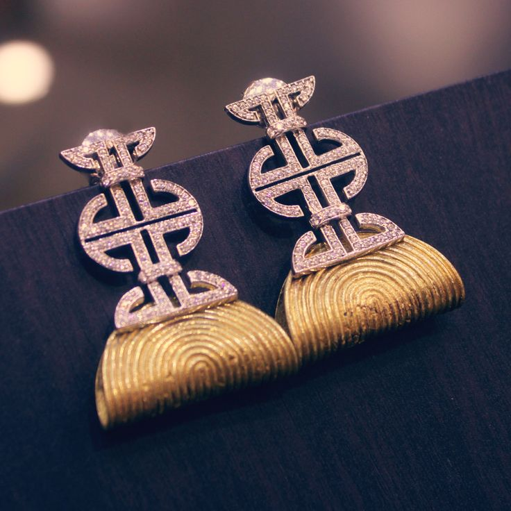 Limited Edition Dhokra earrings