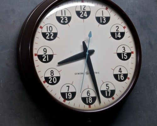17 best ideas about 24 Hour Clock on Pinterest | London hour ...