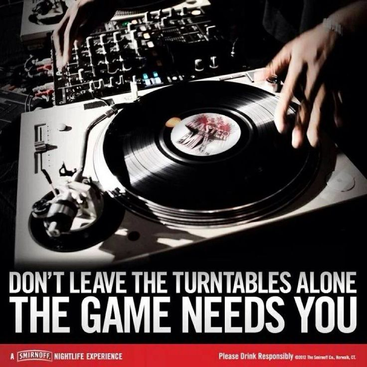 """- """"Don't Leave The Turntables Alone...culture-vinyl-fantasy/"""