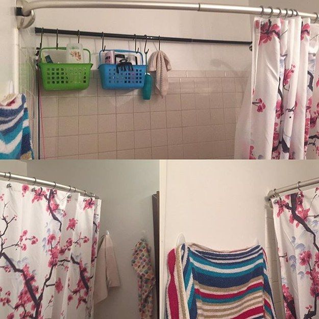 best 25 hanging shower caddy ideas on pinterest in shower storage shower storage and. Black Bedroom Furniture Sets. Home Design Ideas
